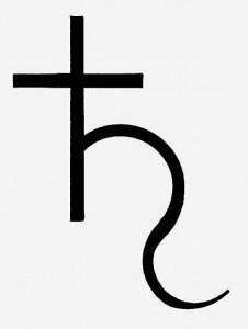 Saturno simbolo
