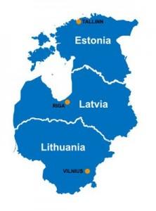 repubbliche-baltiche-mappa-clipart